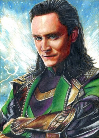 (500)Tom Hiddleston Loki