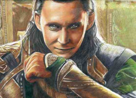 Loki Thor The Dark World88