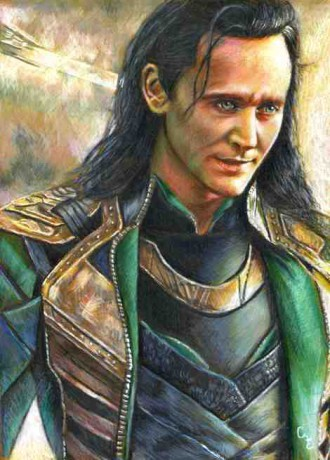 Loki Thor The Dark World06